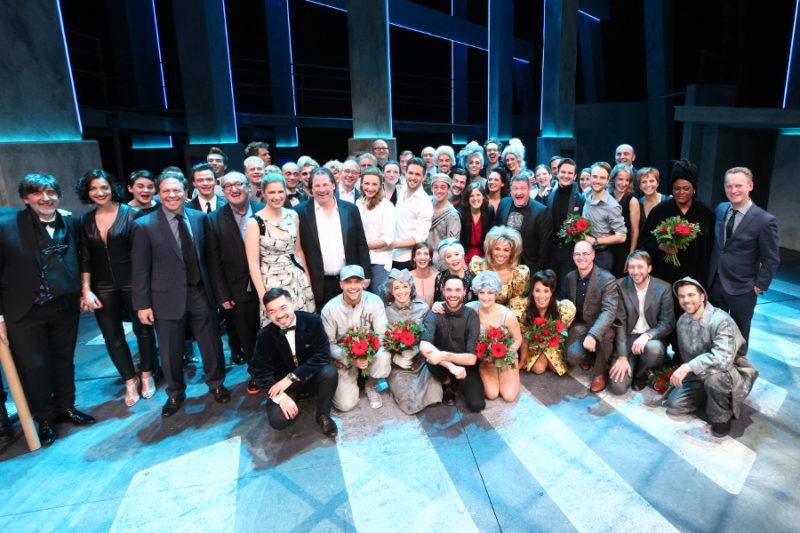 auf dem Roten Teppich bei der - GHOST - Das Musical - Premiere in Berlin im Stage Theater des Westens.  Copyright: Eventpress Radke Datum 07.12.2017